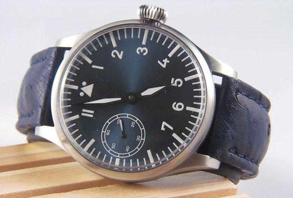 a pilot style watch